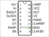 UC28023 pinout,Pin out