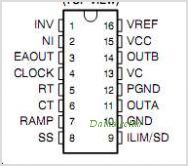 UC28025 pinout,Pin out
