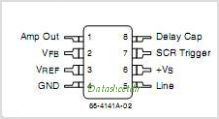 RV4141A pinout,Pin out