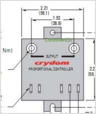 10LPCV2415 pinout,Pin out