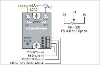 MCST4825DM circuits