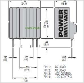 ASPF240D3 pinout,Pin out
