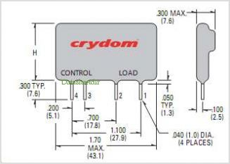 CX240D5-B pinout,Pin out