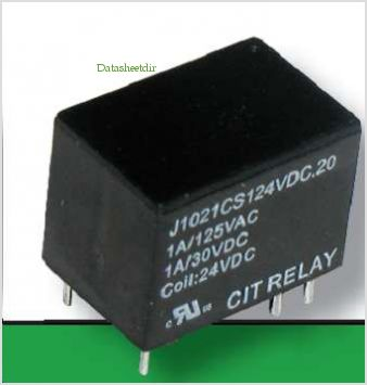 J1021AS55VDC.45 pinout,Pin out
