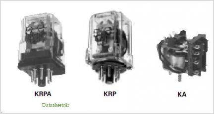 KRPA-11AG-120 pinout,Pin out