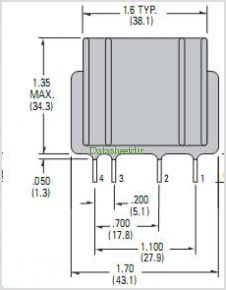 PF240A25 pinout,Pin out