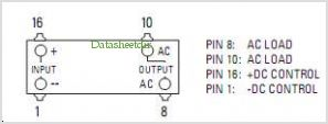 SDV2415 pinout,Pin out