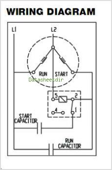 Fine Zcpr Datasheet Pinout Application Circuits Motor Start Potential Relay Wiring 101 Xrenketaxxcnl