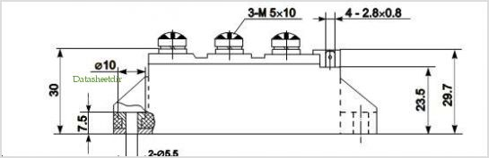 SMTD-50I-16 pinout,Pin out