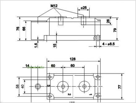 SMTD-650I-14 pinout,Pin out