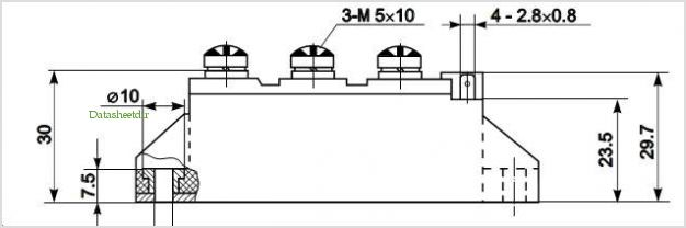SMTD-90I-14 pinout,Pin out