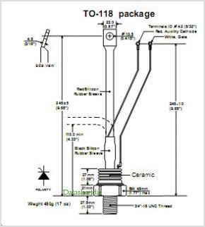 TO-118A330N pinout,Pin out