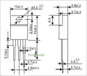 YG225D4 pinout,Pin out