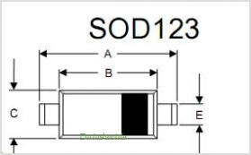 MMSZ5221B pinout,Pin out