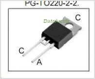 IDP15E60 pinout,Pin out