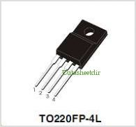 STP12IE90F4 pinout,Pin out