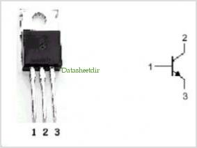 BD941 pinout,Pin out
