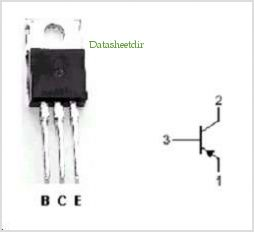 BD910 pinout,Pin out