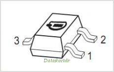 BFR182 pinout,Pin out