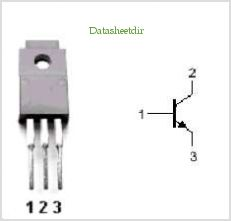 2SD1571 pinout,Pin out