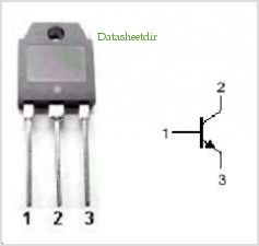 2SD2296 pinout,Pin out