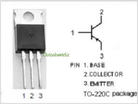 BD800 pinout,Pin out