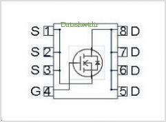 BSC042NE7NS3G pinout,Pin out