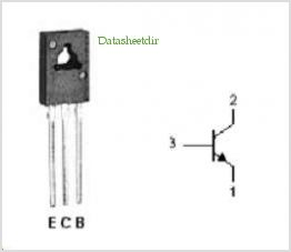 2N5190 pinout,Pin out