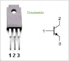 2SC3970A pinout,Pin out