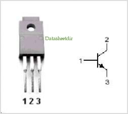 2SD1270 pinout,Pin out