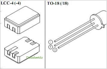 SFT2907A-4 pinout,Pin out