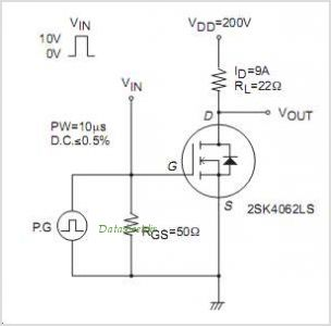 2SK4062LS pinout,Pin out