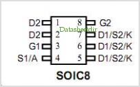 AO4916A pinout,Pin out