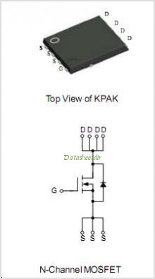 APM4358KP pinout,Pin out