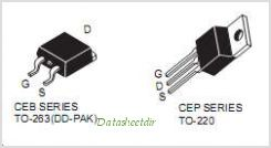CEB1012L pinout,Pin out