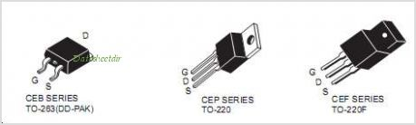 CEP1710 pinout,Pin out