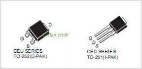 CED6031L pinout,Pin out