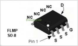 FDS2170N3 pinout,Pin out