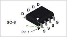 FDS6680A pinout,Pin out