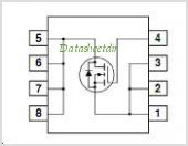 Fds6690a fairchild semiconductor pcb footprint & symbol download.