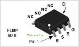 FDS7088N3 pinout,Pin out