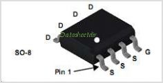 FDS8874 pinout,Pin out