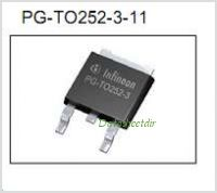 IPD30N10S3L-34 pinout,Pin out