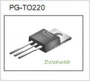 IPP50R520CP pinout,Pin out