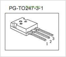 IPW60R099CP pinout,Pin out
