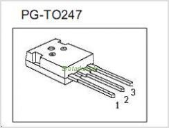 IPW60R250CP pinout,Pin out