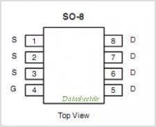 SI4662DY pinout,Pin out