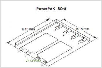 SI7236DP pinout,Pin out