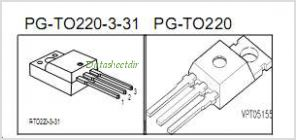 SPP06N80C3 pinout,Pin out