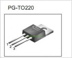 SPP07N60CFD pinout,Pin out